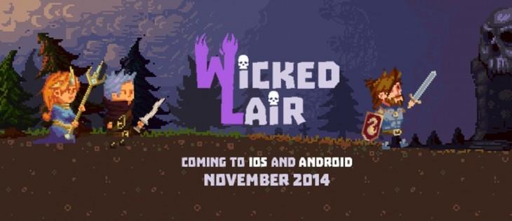 Wicked Lair : Un jeu qui mélange la défense de tour et la construction de donjon