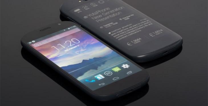 Le Yotaphone 2 avec son double écran sera lancé le 3 décembre
