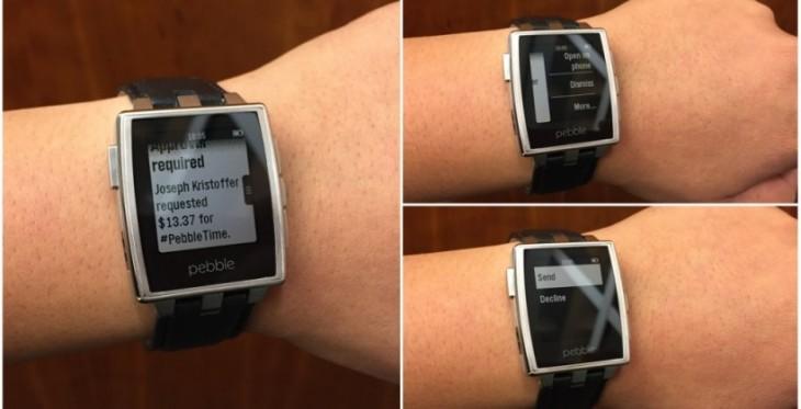 Pebble supporte désormais Android Wear
