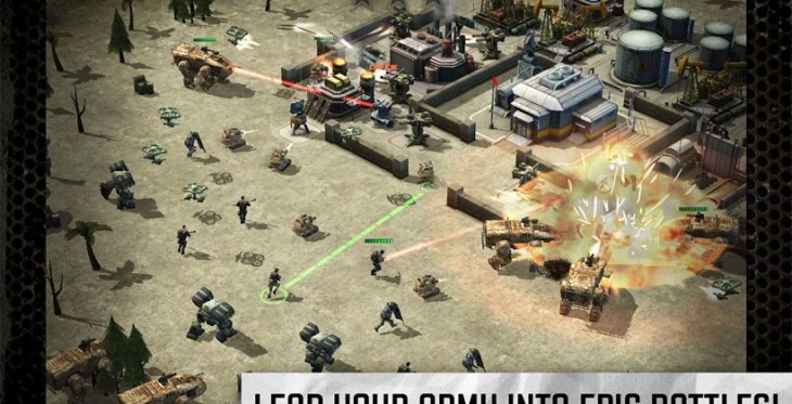 Call of Duty: Heroes débarque sur Google Play