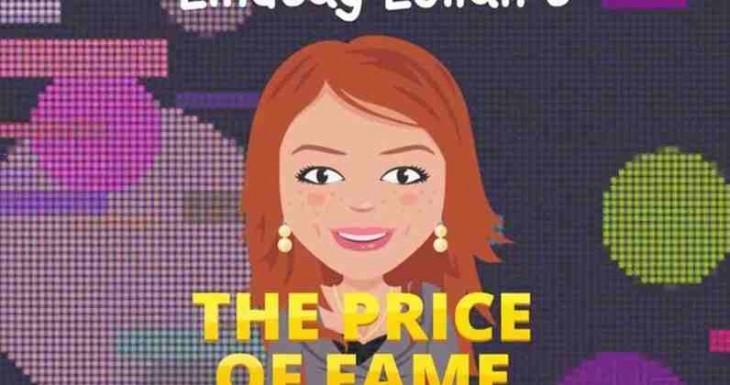 Lindsay Lohan entre dans le jeu mobile avec Price of Fame