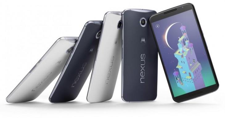 La fonctionnalité d'activation par une double Tap est de retour sur le Nexus 6
