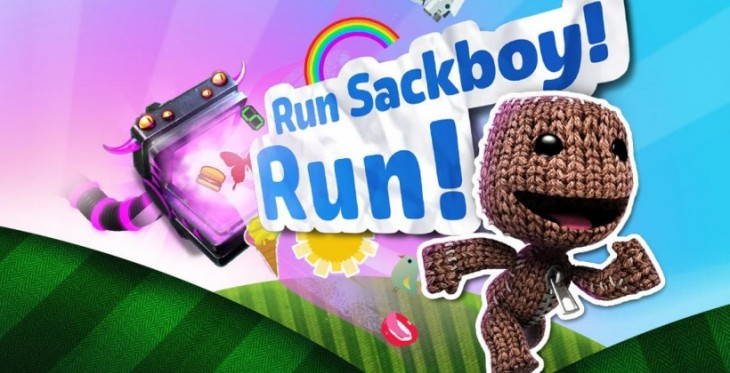 Run Sackboy Run est un jeu de course sans fin très bizarre, mais très addictif
