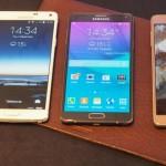 Le Samsung Galaxy Note 4 est le meilleur sur le test de précision de couleurs
