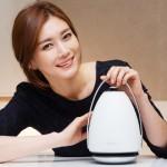 Samsung présente Ring, des hauts-parleurs omndirectionnels en forme d'oeuf