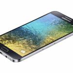 Samsung vise le marché des jeunes avec le Galaxy E7 et E5