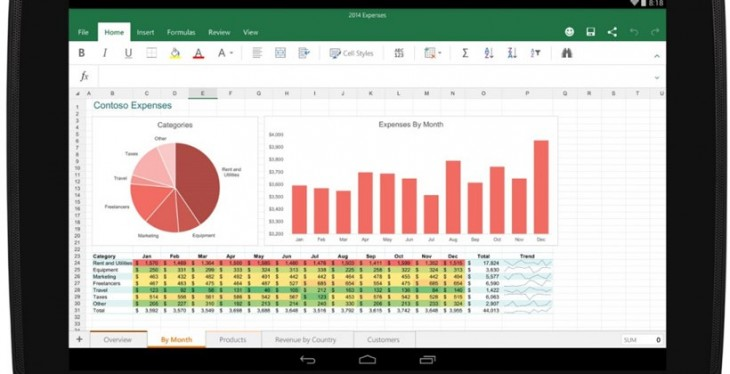 Office pour Android est enfin disponible en version finale