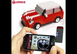 Test de la voiture télécommandée UTICO pour Android