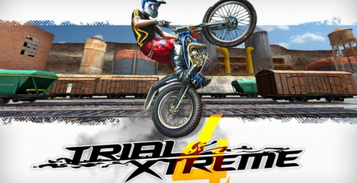 trial xtreme 4 un jeu de moto cross sur votre appareil mobile android. Black Bedroom Furniture Sets. Home Design Ideas