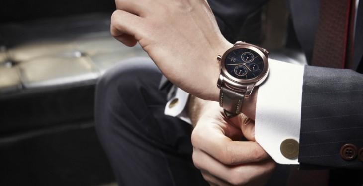 La LG Watch Urbane ne va pas concurrencer l'Apple Watch