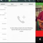 L'appel vocal de WhatsApp est désormais disponible pour certains utilisateurs Android