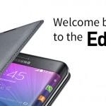 Le Galaxy S6 Edge possède un écran à 3 cotés