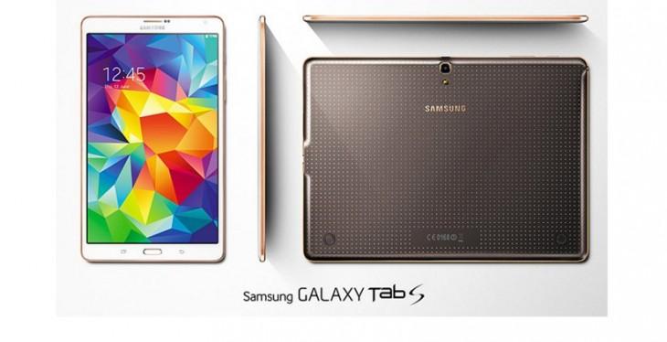 Le Galaxy Tab S2 serait plus fin que l'iPad Air 2