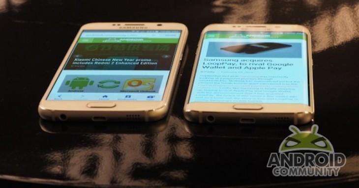Le Galaxy S6 Active pourrait avoir une carte Micro SD