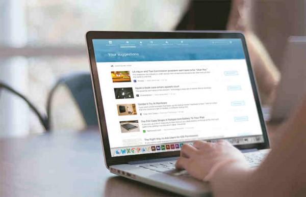 Linkedin Elevate permet à votre entreprise d'être plus sociale