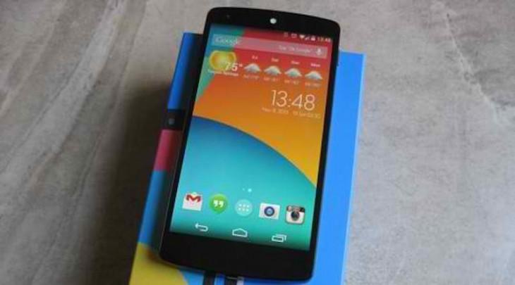 LG va fabriquer un autre téléphone Nexus