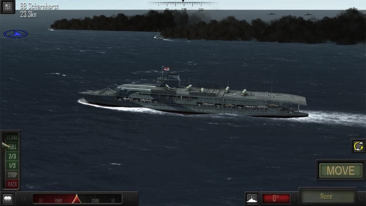 Atlantic Fleet vous met dans la peau d'un marin de la Royal Navy