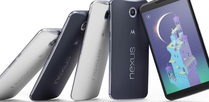 2 Nexus en 2015, mais pas de tablette