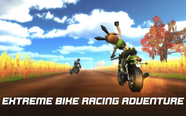 Devenez le meilleur pilote avec Rush Star Bike Adventure