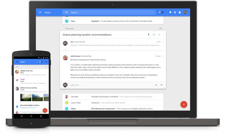 Google propose un kit de Material Design pour les sites et blogs