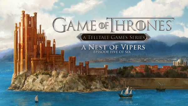 Telltale publie le 5e épisode de Game of Thrones sur Android