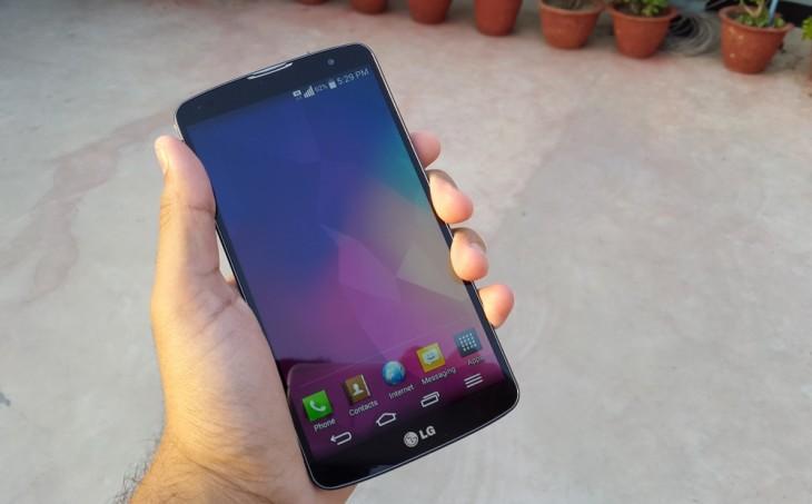 Les caractéristiques possibles du LG G Pro 3