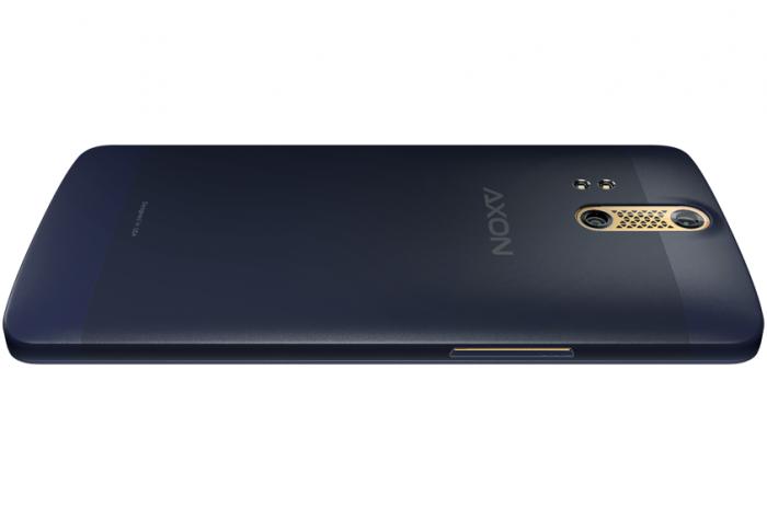 Le Smartphone Axon de ZTE propose une triple biométrie