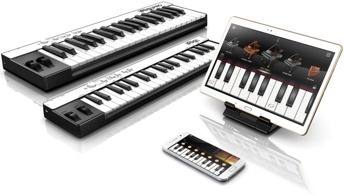 IK Multimedia veut que vous jouiez du piano avec votre appareil Android