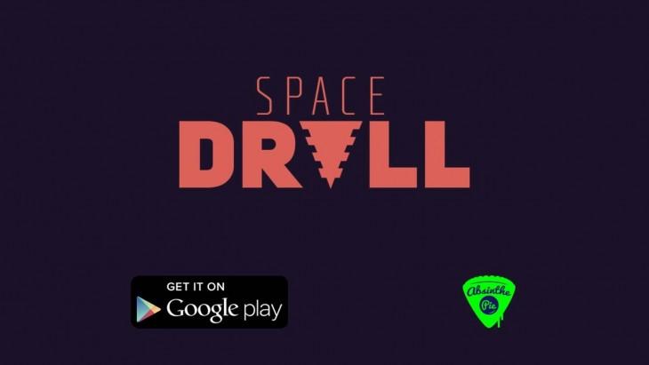 Space Drill : Creusez jusqu'aux profondeurs dans ce jeu minimaliste à tendance rétro