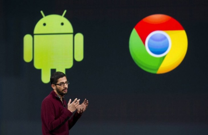 Google va fusionner Chrome OS avec Android