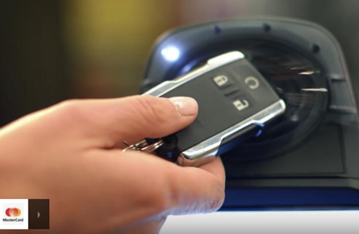 MasterCard veut transformer n'importe quel gadget en service de paiement