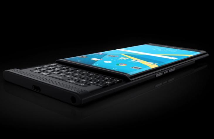 BlackBerry va lancer un Smartphone avec un clavier