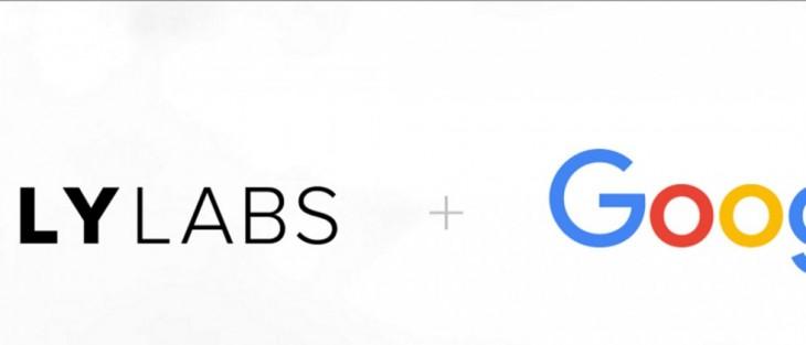 Google rachète Fly Labs, une Startup d'édition de photos et de vidéos