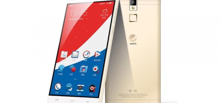 Le Pepsi Phone P1s débarque en Chine avec la 4G, l'affichage FHD et Lollilop