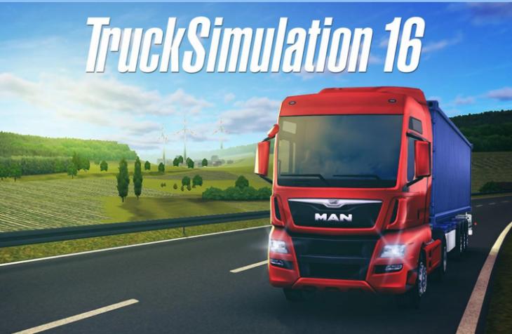 Devenez un camionneur avec TruckSimulation 16