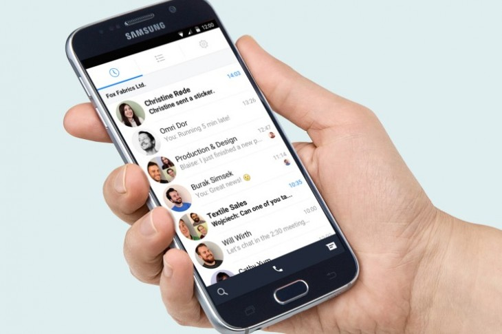 Facebook at Work teste le chat en privé