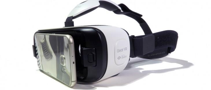 Pour les utilisateurs du Galaxy S6, le Gear VR est un achat indispensable
