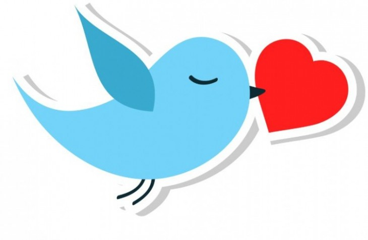 Twitter remplace les étoiles avec les coeurs pour les nouveaux utilisateurs