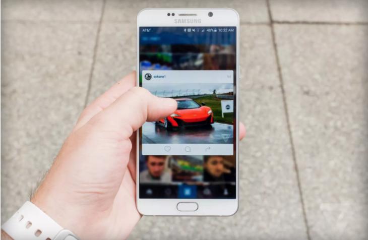 Instagram propose une sorte de 3D Touch sur les appareils Android
