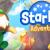 Explorez différents mondes et retournez les étoiles perdues dans Starlit Adventures