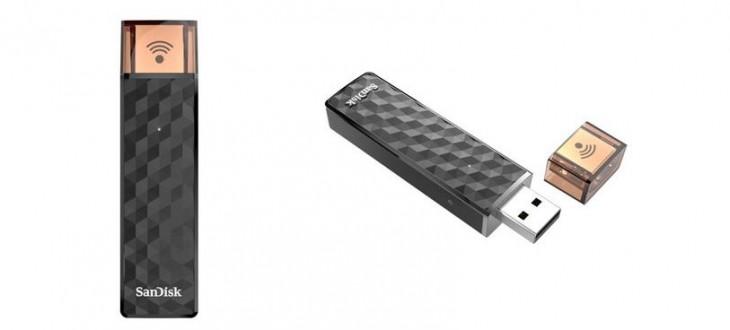 Test de la clé USB SanDisk sans fil universelle