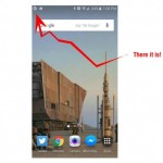 Google Now affiche un G dans ses notifications