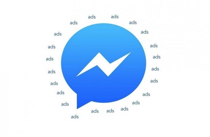 Facebook pourrait proposer de la publicité sur Messenger