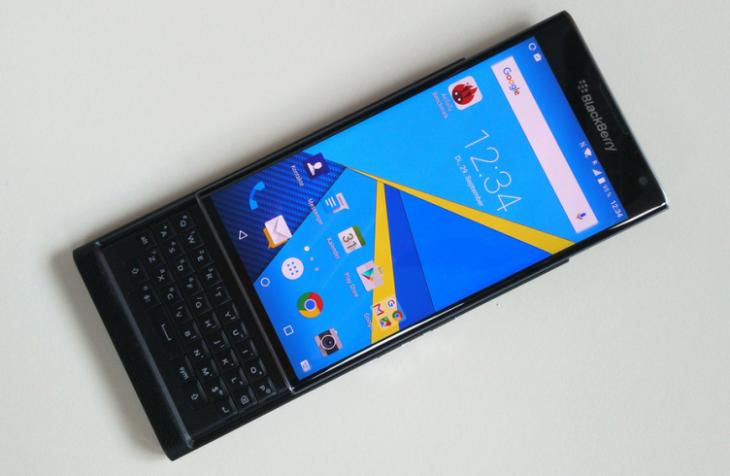 Blackberry met en garde contre le rooting du Priv