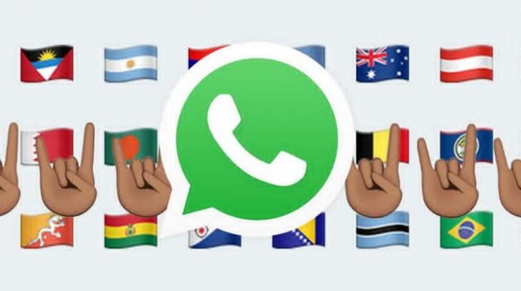 WhatsApp propose plus d'Emojis pour votre Android