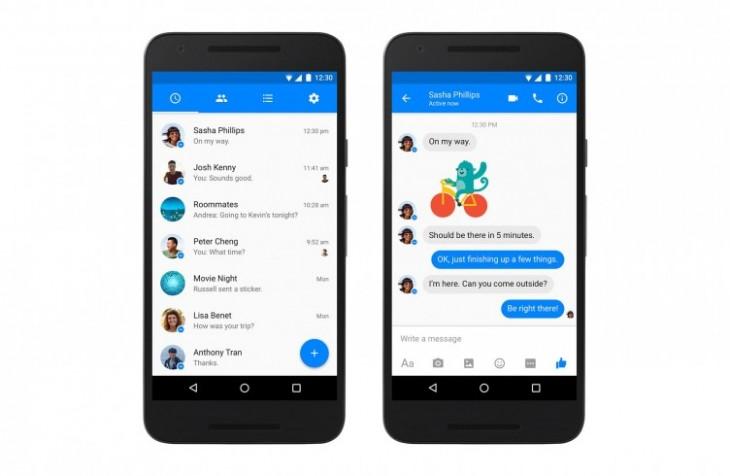 Des paiements dans les boutiques avec Facebook Messenger