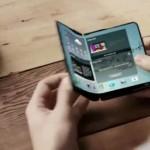 Un brevet de Samsung montre le concept d'un téléphone pliable