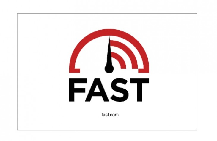 Netflix lance Fast.com, un outil pour tester la vitesse de connexion internet