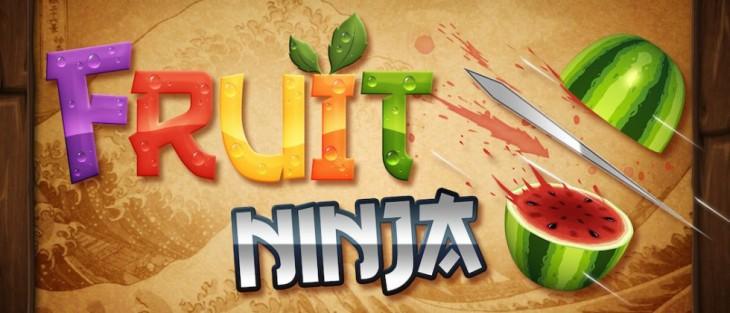 Fruit Ninja va être adapté au cinéma