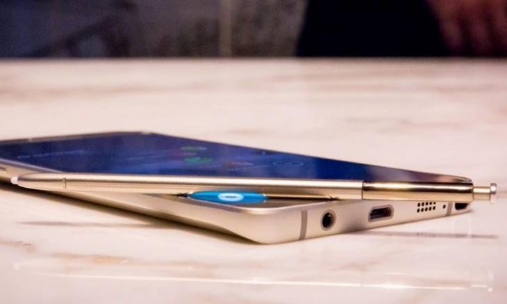 Samsung développe le firmware du Galaxy Note 6